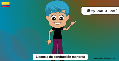 licencia para menores