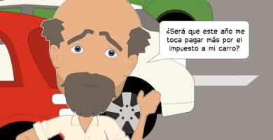 Consulte impuesto de vehículo Bogotá 2015