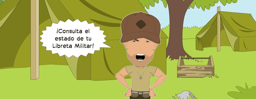 Consultar Libreta Militar