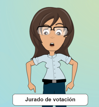 jurado de votacion